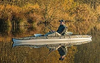 BIC Sport Yakkair HP2 Fishing Kayak