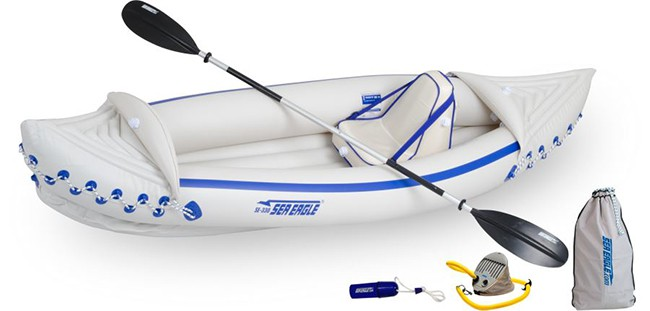 Sea Eagle 330 Pro Solo Kayak
