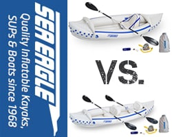 Sea Eagle 330 vs. 370