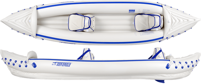 Sea Eagle 370 Kayak