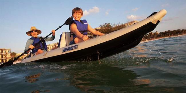 Sea Eagle 385ft Inflatable Kayak