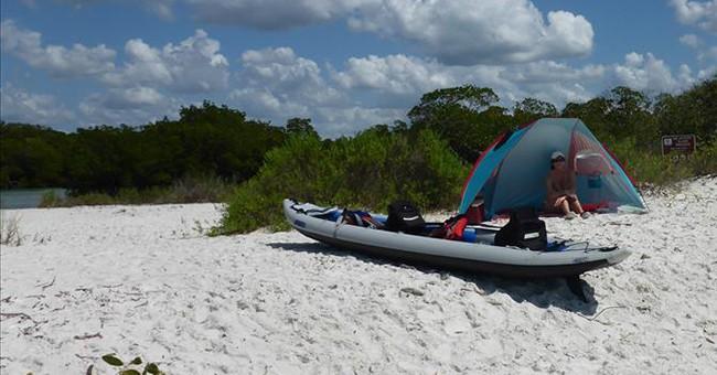 Sea Eagle 465ft FastTrack Inflatable Kayak