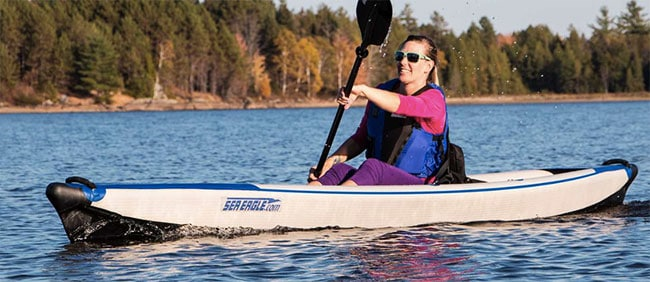 Sea Eagle RazorLite 393rl Inflatable Kayak