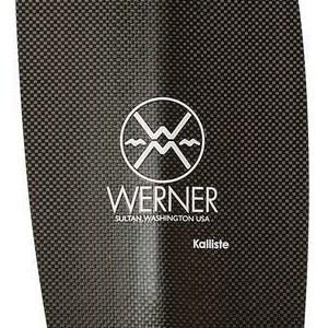 Rate and Review Werner Kalliste Bent Shaft STD Paddle