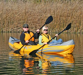 Advanced Elements Friday Harbor Adventure Inflatable Kayak
