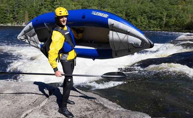 Sea Eagle 300x Kayak