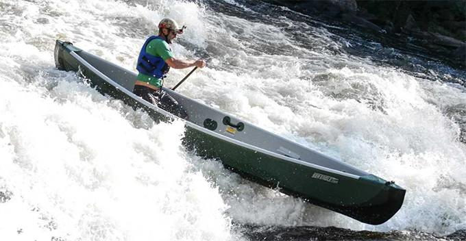 Sea Eagle Travel Canoe 16