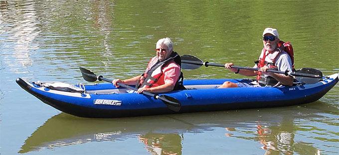 380x Inflatable Kayak