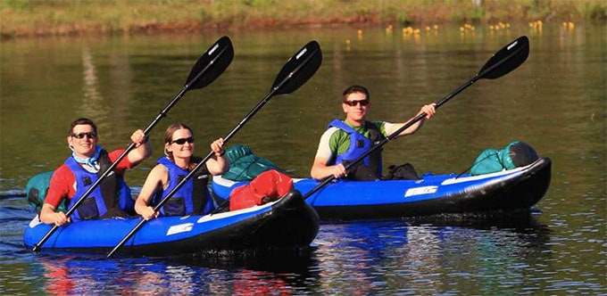 Sea Eagle 380x Tandem Kayak