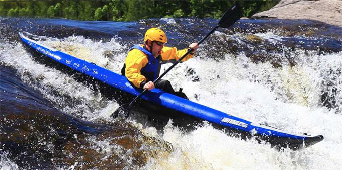 Sea Eagle 380x Inflatable Kayak Review