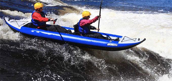 Sea Eagle 420x Kayak