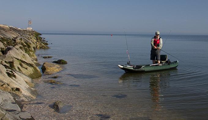 385fta Fishing Kayak