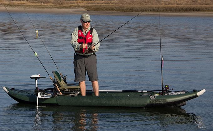 Sea Eagle 385fta Angler