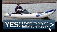 Sea Eagle PaddleSki Kayak