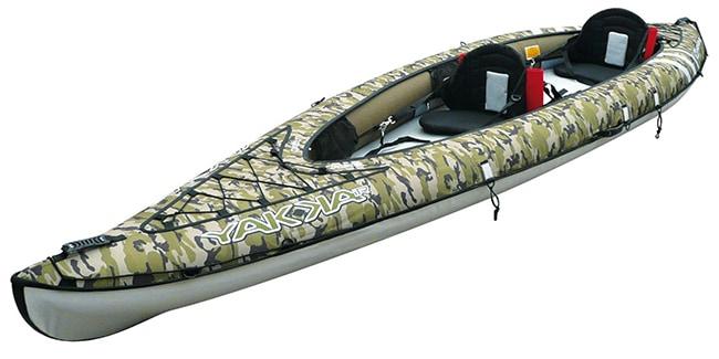 BIC Yakkair HP2 Fishing Kayak