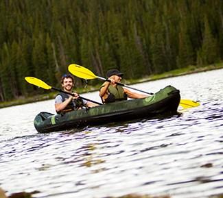 Sevylor Colorado Inflatable Fishing Kayak Review