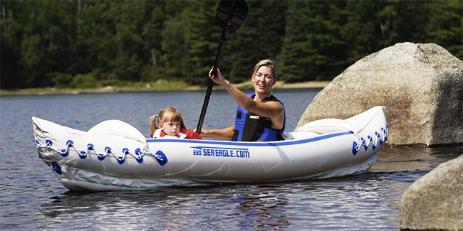 Sea Eagle 330 Tandem Inflatable Kayak