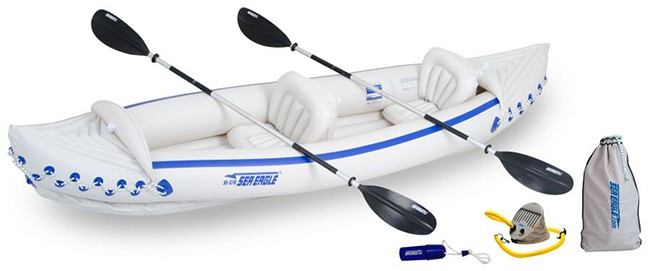 Sea Eagle 370 Deluxe Kayak