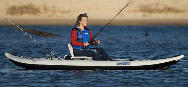 Sea Eagle 385ft Fishing