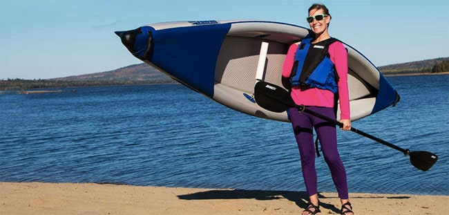 Sea Eagle 393rl Inflatable Kayak