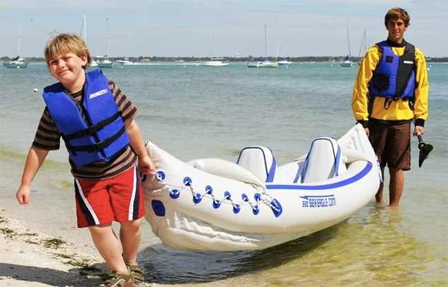 Sea Eagle SE330 Inflatable Kayak