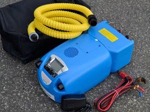 SEAMAX 12v Electric Inflatable Kayak Pump