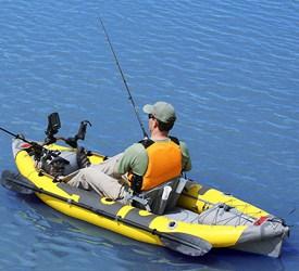 Advanced Elements StraitEdge Angler Inflatable Kayak