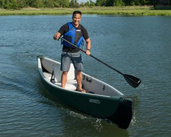 Sea Eagle TC16 Canoe Review