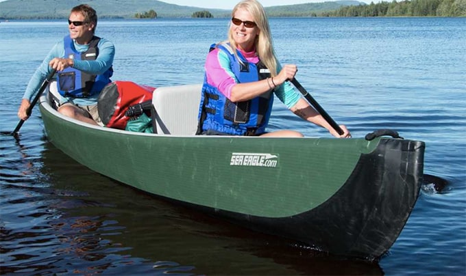 Sea Eagle TC16 Tandem Canoe