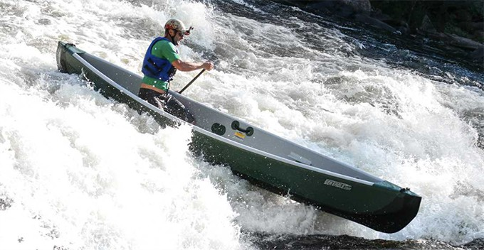 Sea Eagle Travel Canoe 16