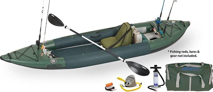 Sea Eagle 385fta Deluxe Solo Angler