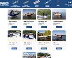 Sea Eagle Website Kayak Sale